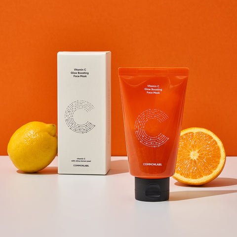 COMMONLABS Vitamin C Glow Boosting Face Mask (120ml)