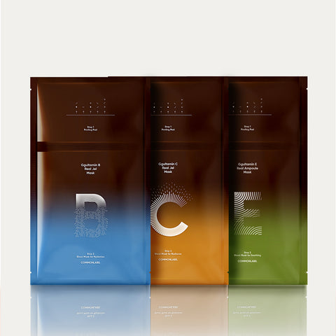 [SET] COMMONLABS Ggul-Skincare Pack  【15PCS/3BOX】
