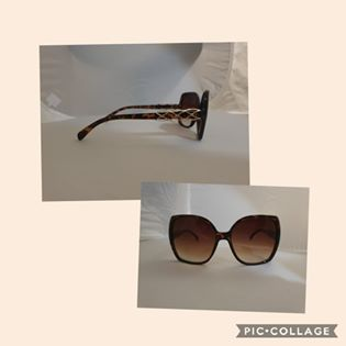 Oversized Butterfly Shades-Tortoise