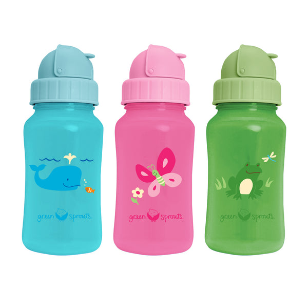 Assorted Straw Bottle (Multiples of 3)