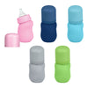Baby Bottle made from Glass with Silicone Cover (5 oz)