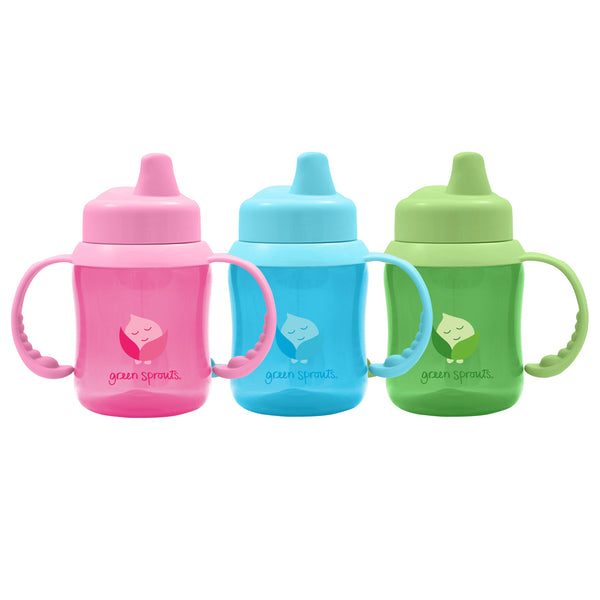 Assorted Non-spill Sippy Cup (Multiples of 3)