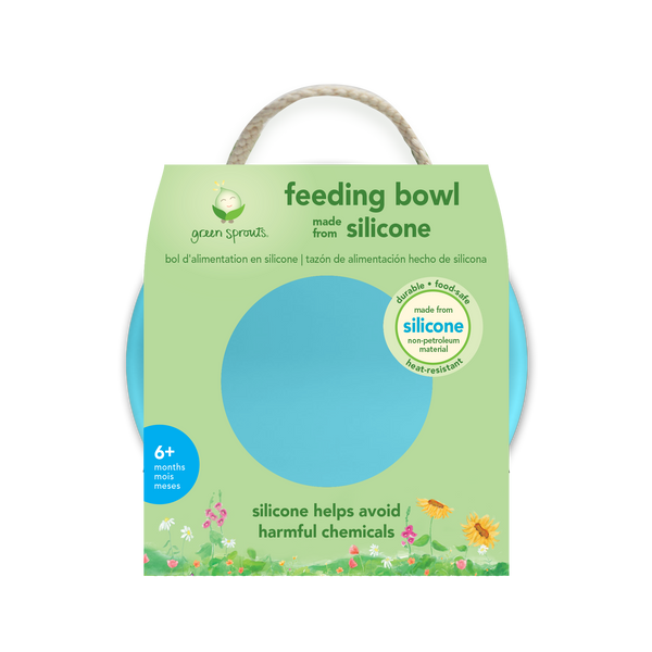 Assorted Feeding Bowl made from Silicone (Multiples of 3)