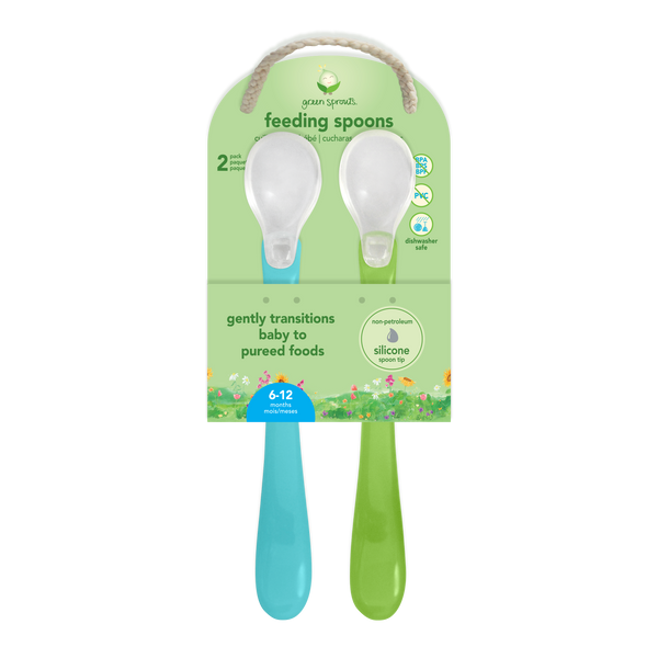 Feeding Spoons (2 pack)
