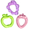 Assorted Cool Fruit Teether (Multiples of 6)