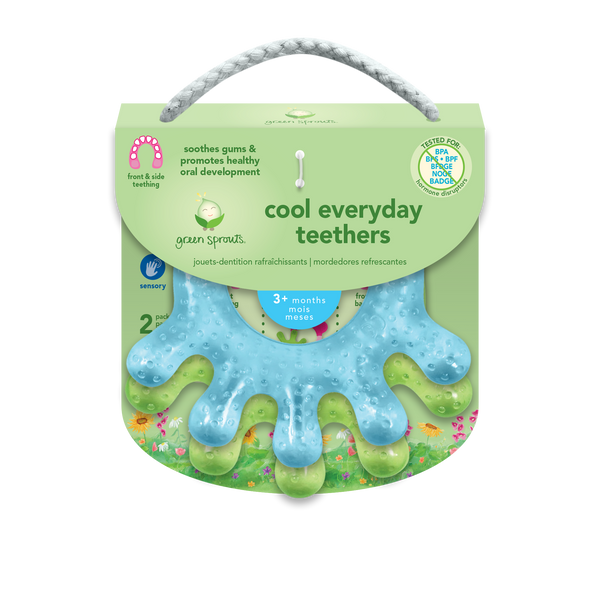 Cooling Everyday Teethers (2 pack)