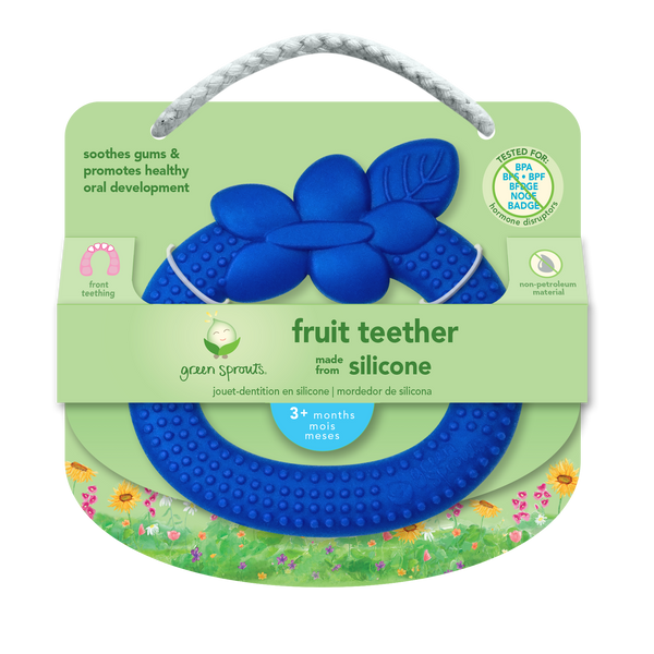 Fruit Teether made from Silicone
