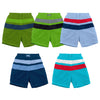Mod Ultimate Swim Diaper Block Board Shorts
