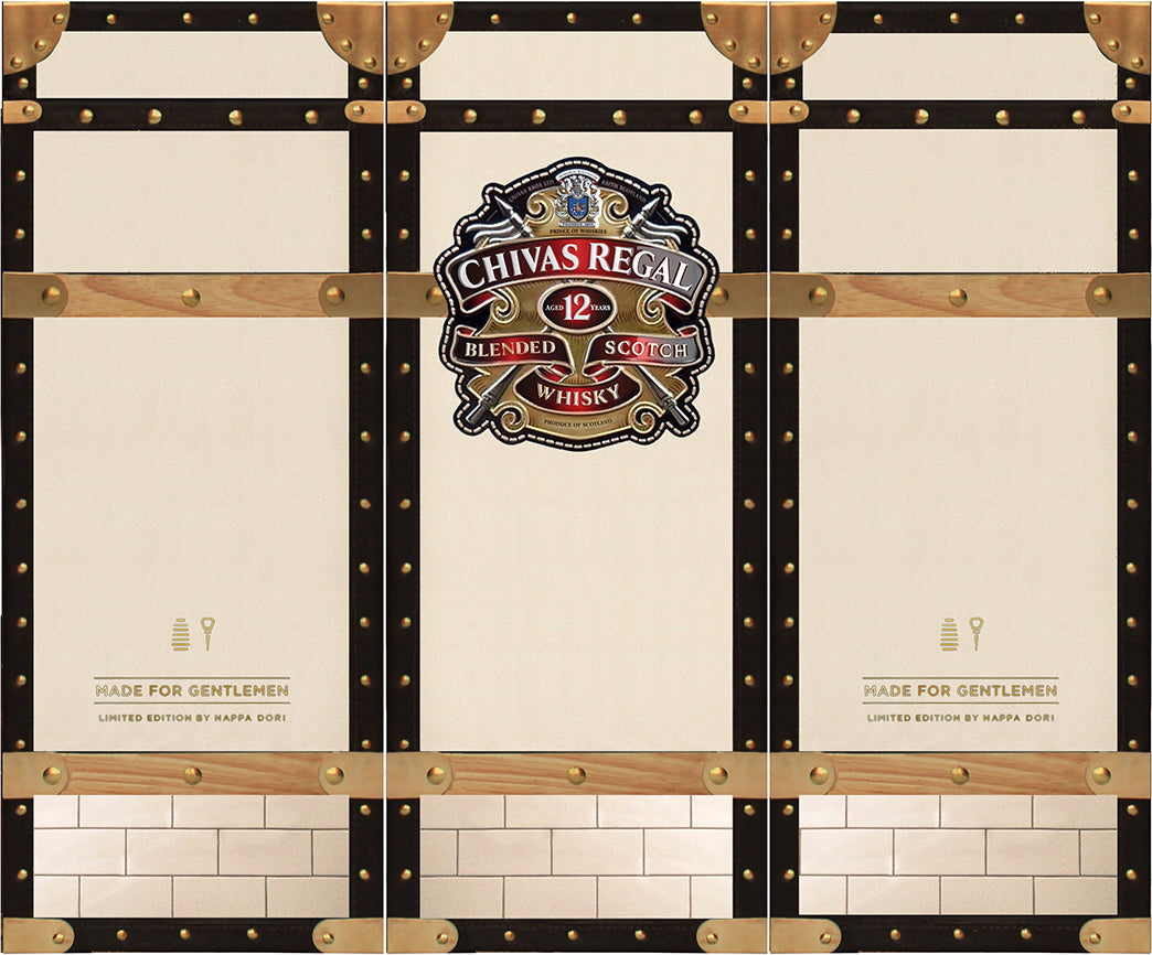 Blended Scotch Whisky Packaging