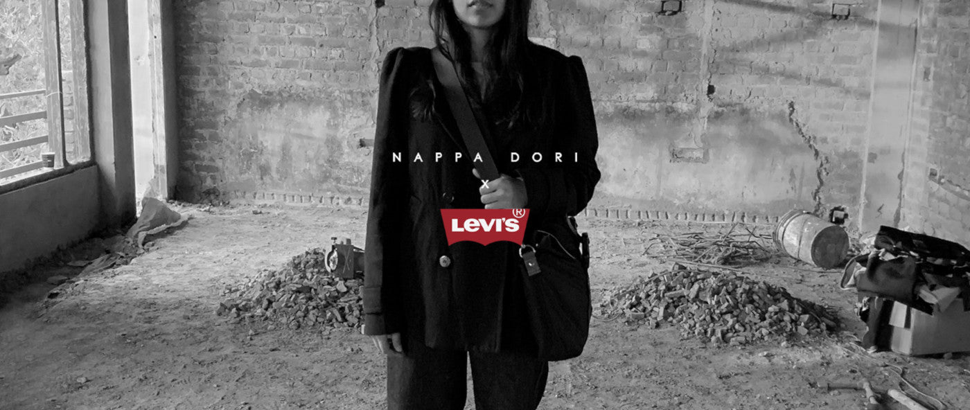 Levi's® X Nappa Dori Collaboration