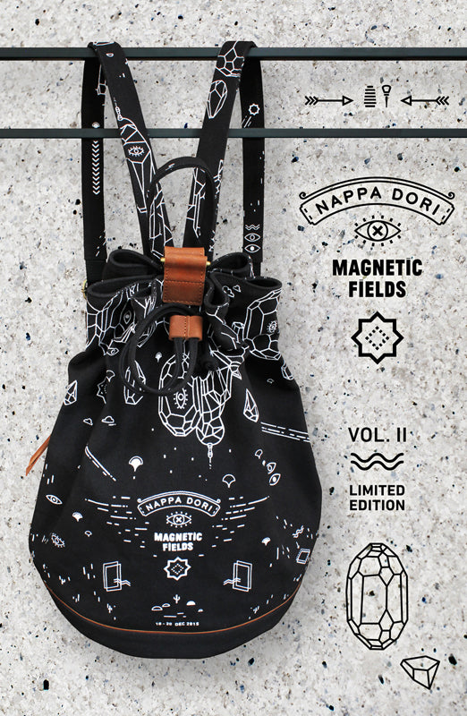 Magnetic Fields Backpack