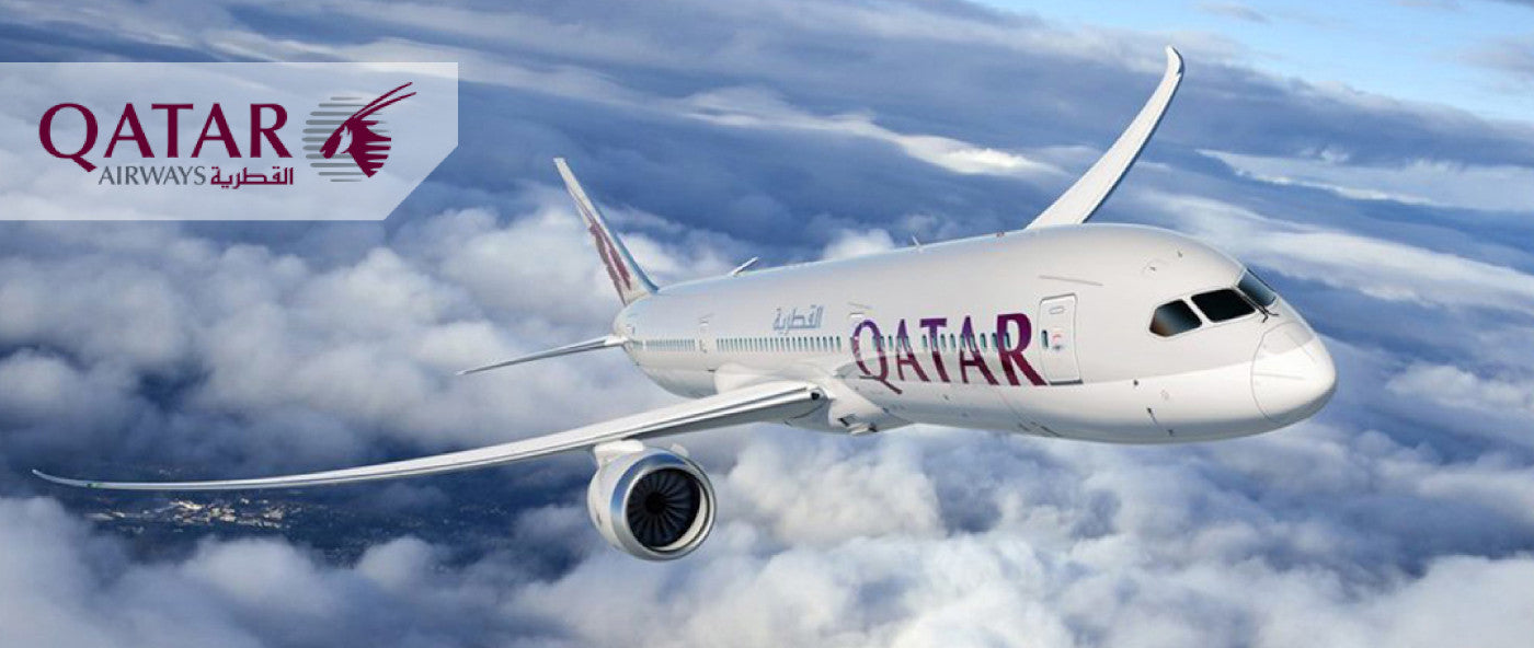 Qatar Airways Collaboration | Nappa Dori