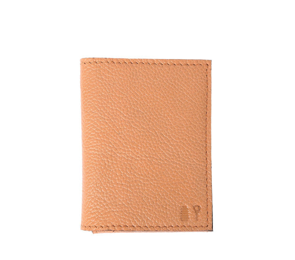 mens three fold leather wallet