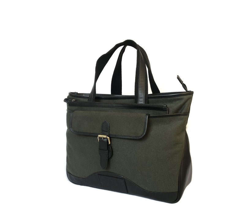 leather laptop tote bags for work