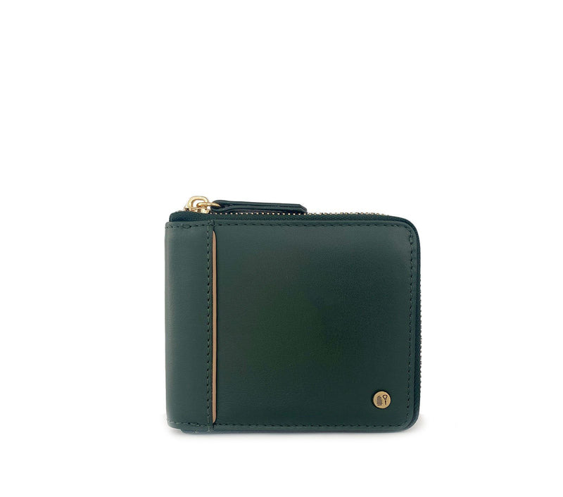 zip wallet women's