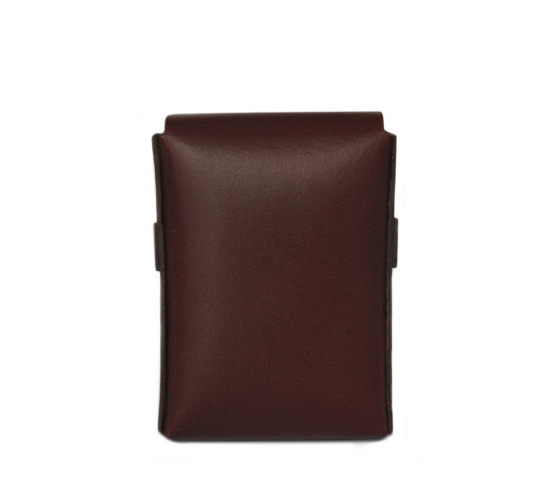 women's leather business card holder