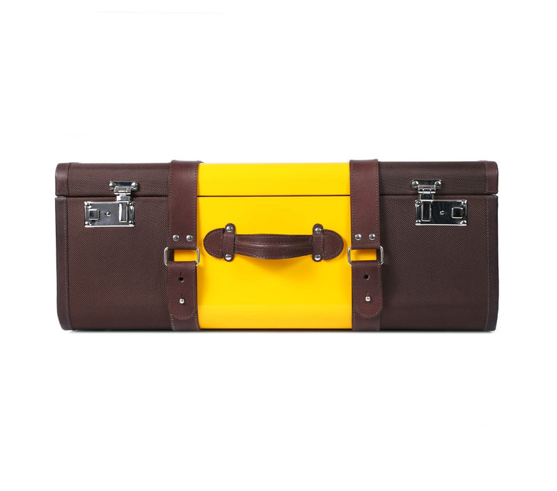 French luxury luggage brands