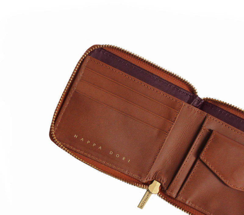 small zipper wallet