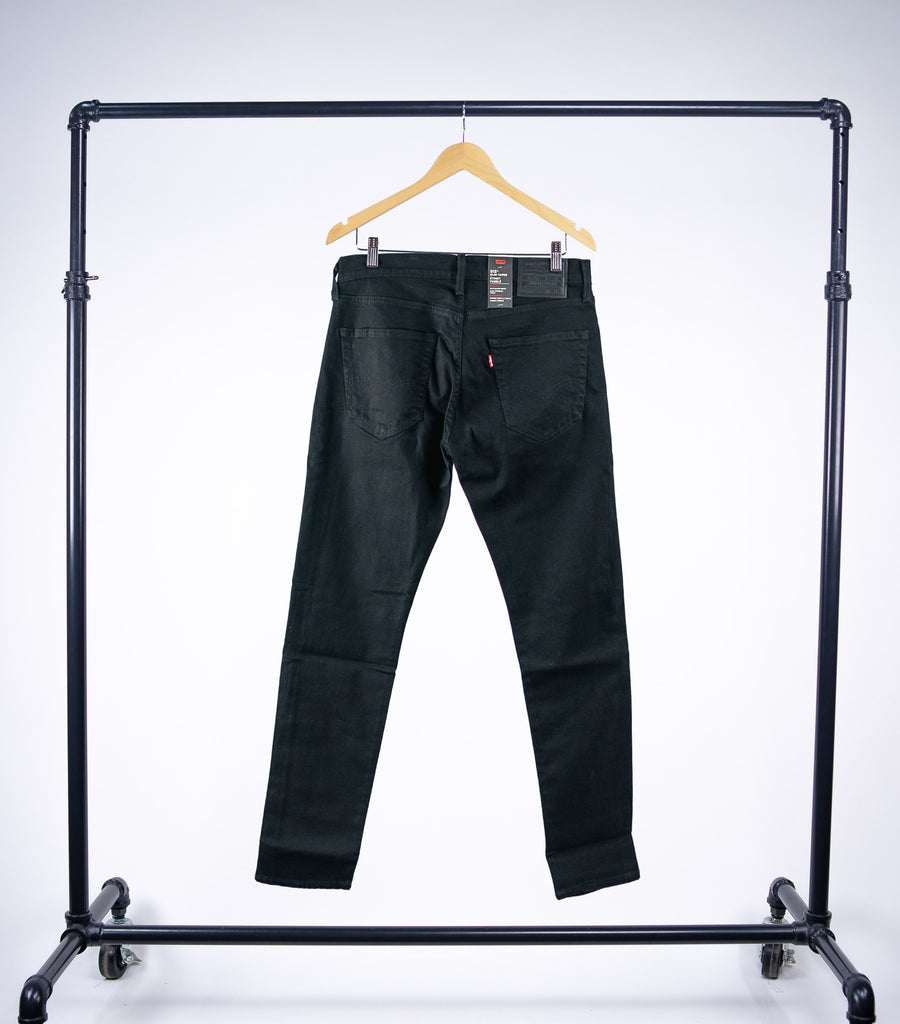 Levis 512 Slim Taper/Nightshine Black - Grey Hearts Kelowna