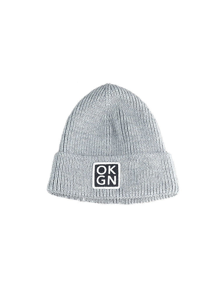OKGN 'Grey Hearted Local' Toque - Grey Hearts Kelowna