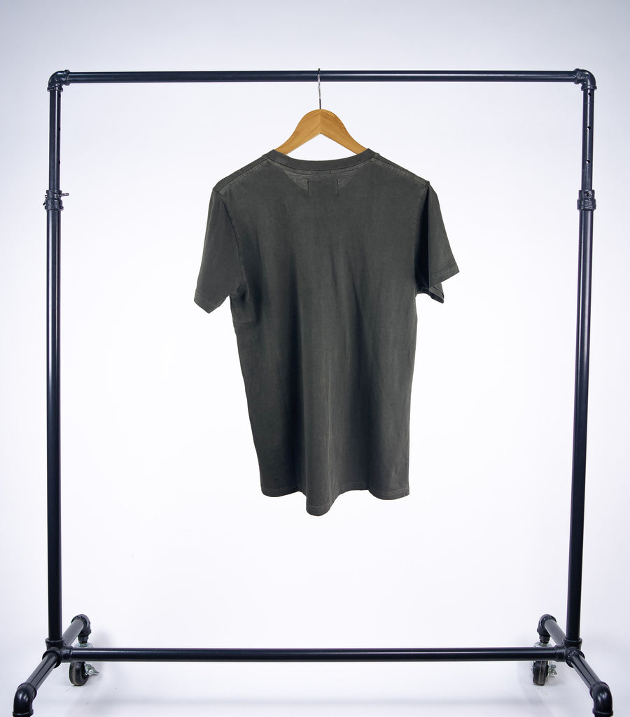 Rollas Old Mate Tee - Charcoal - Grey Hearts Kelowna