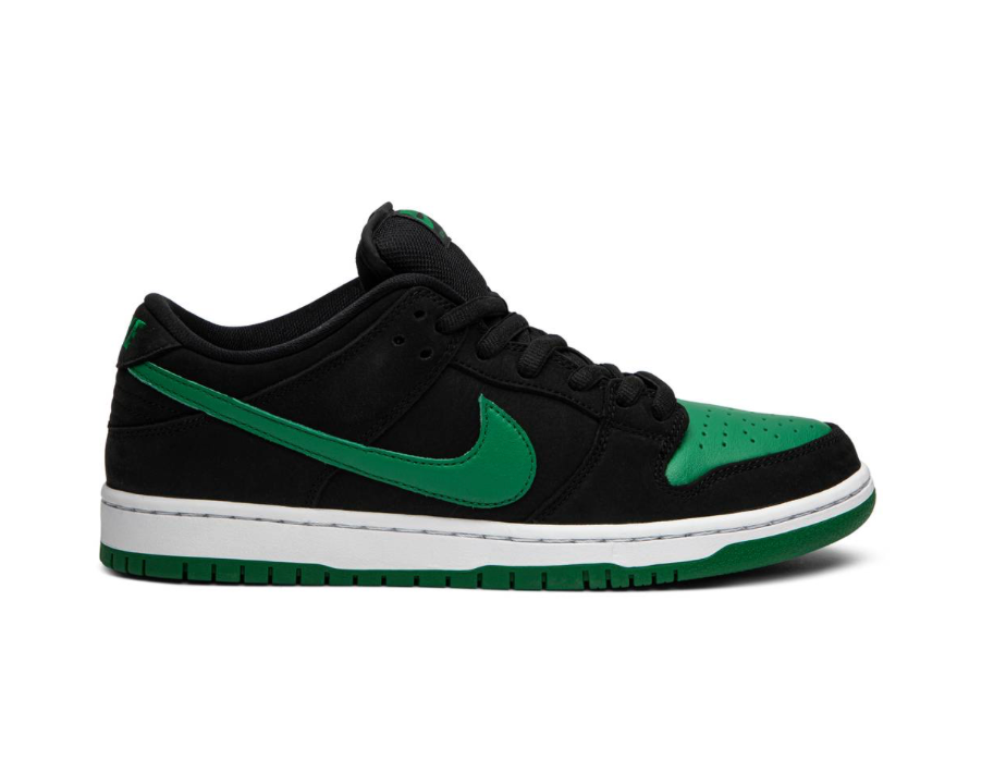Nike SB Dunk Low Pro - J Pack Pine Green - Grey Hearts Kelowna