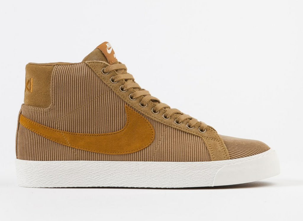 "Nike SB Zoom Blazer Mid ISO Orange Label ""Oski"" - Grey Hearts Kelowna"