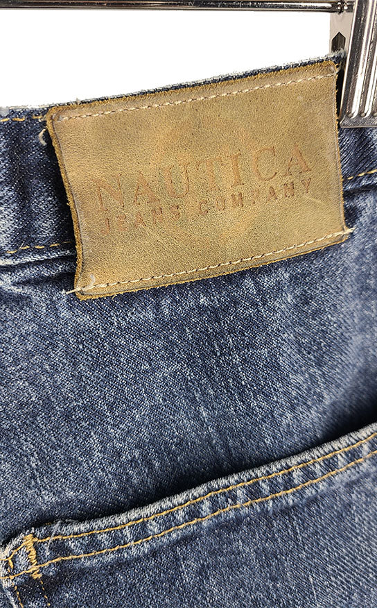 Vintage Nautica Denim Carpenter Jeans - Grey Hearts Kelowna