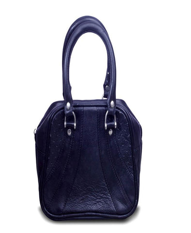 Ladies handbag in Leather