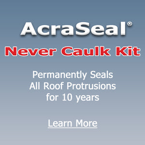 AcraSeal Never Caulk Kit
