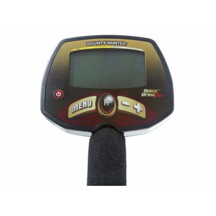 Bounty Hunter Metal Detectors Bounty Hunter Quick Draw Pro Metal Detector with 5 Year Warranty PROQD
