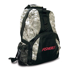 Fisher Backpack Fisher Metal Detector Digital Camo Style Backpack Padded Straps FCBACKPACK