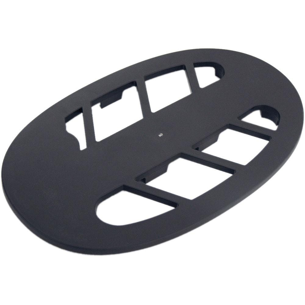 Fisher Coil Cover Fisher 11″ DD Black Search Coil Cover for Fisher Metal Detector COVER-11DD