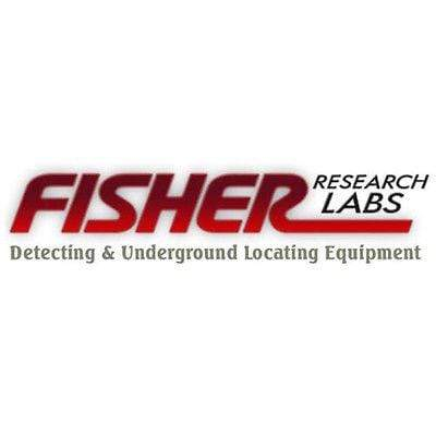 Fisher Coils Fisher 5″ Round White Concentric Search Coil for the CZ-3D
