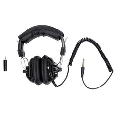 Fisher Headphones Fisher Lightweight Adjustable Stereo Headphones for Metal Detector 9720950000