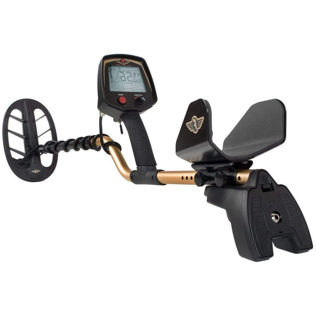 Fisher Metal Detectors Fisher F75 Multi-Purpose Metal Detector with 5 Year Warranty