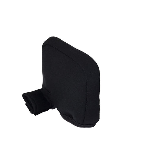 Fisher Rain Cover Fisher Black Neoprene Rain and Dust Cover for F11 Metal Detectors COV-F11