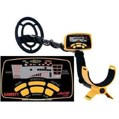 Garrett ACE 250 Metal Detector with 6.5
