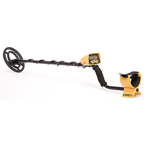 "Garrett Metal Detectors Garrett ACE 250 Metal Detector with 6.5"" x 9"" PROformance Submersible Coil 1139070"