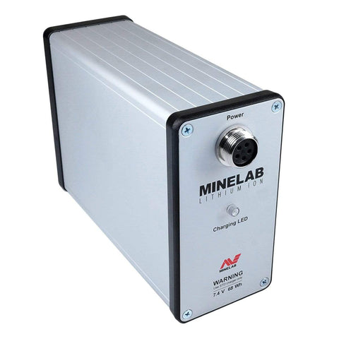 Minelab Battery Minelab Lithium-ion Battery with built-in Amplifier for Minelab GPX 3011-0227