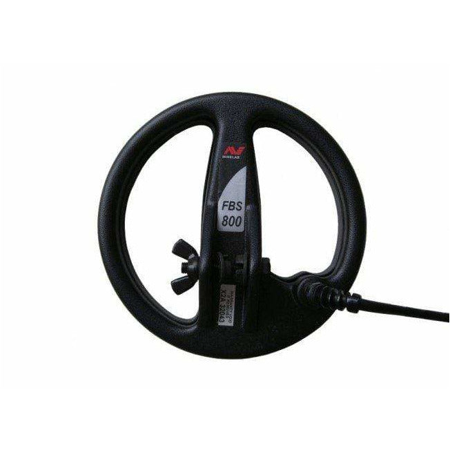 "Minelab Coil Minelab 8"" FBS Pro DD Search Coil with Carbon Fiber Lower Rod and Cover (for E-Series) 3011-0226"