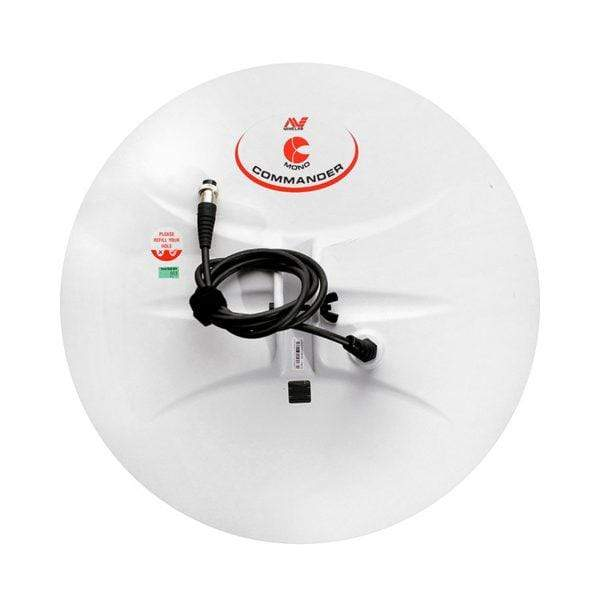 "Minelab Coils Minelab 18"" Round Monoloop Commander Search Coil (GPX / GP / SD) 3011-0075"