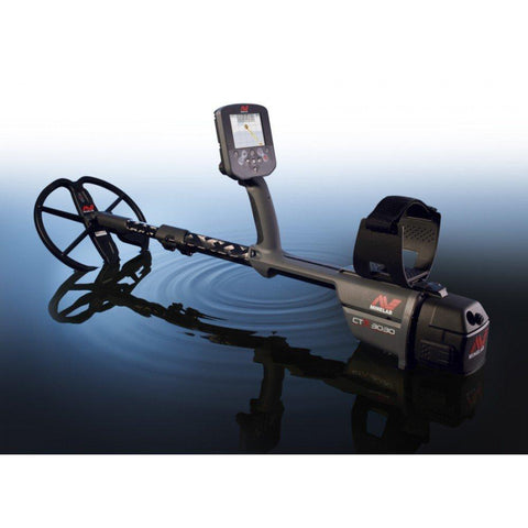 Minelab Metal Detector Minelab CTX 3030 Metal Detector with Wireless Headphones and Free accessories