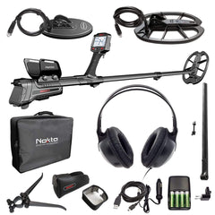 Nokta Makro Metal Detectors Nokta Impact Pro Pack Metal Detector with Waterproof DD 11 x 7'' Search Coil 11000702