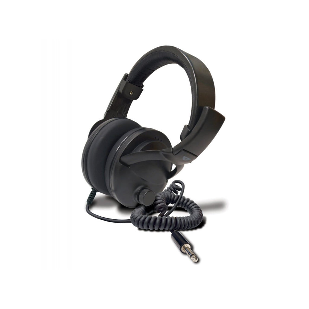 Teknetics Headphones Teknetics Koss Weatherproof Headphones with Dual Volume Control HEADWRTEK-M