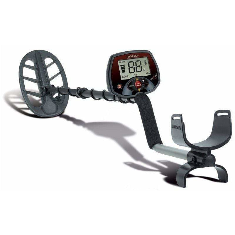 "Teknetics Metal detectors Teknetics Euro-Tek Pro and Tek-Point With 11"" DD Coil and Coil Cover ETEKPRO11GWP1"