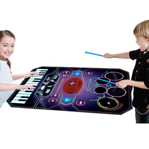 2 in 1 Music Jam Play Mat