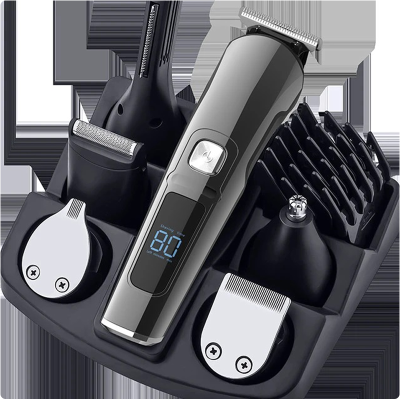 4 in 1 Waterproof Digital Clipper