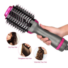 Load image into Gallery viewer, 3 in 1 Hair Dryer Brush