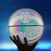 Load image into Gallery viewer, Holographic Reflective Basketball